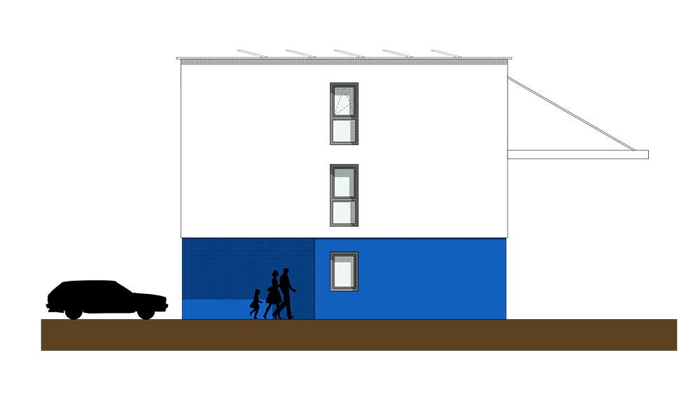 neues Bürogebäude GB3 Bau
